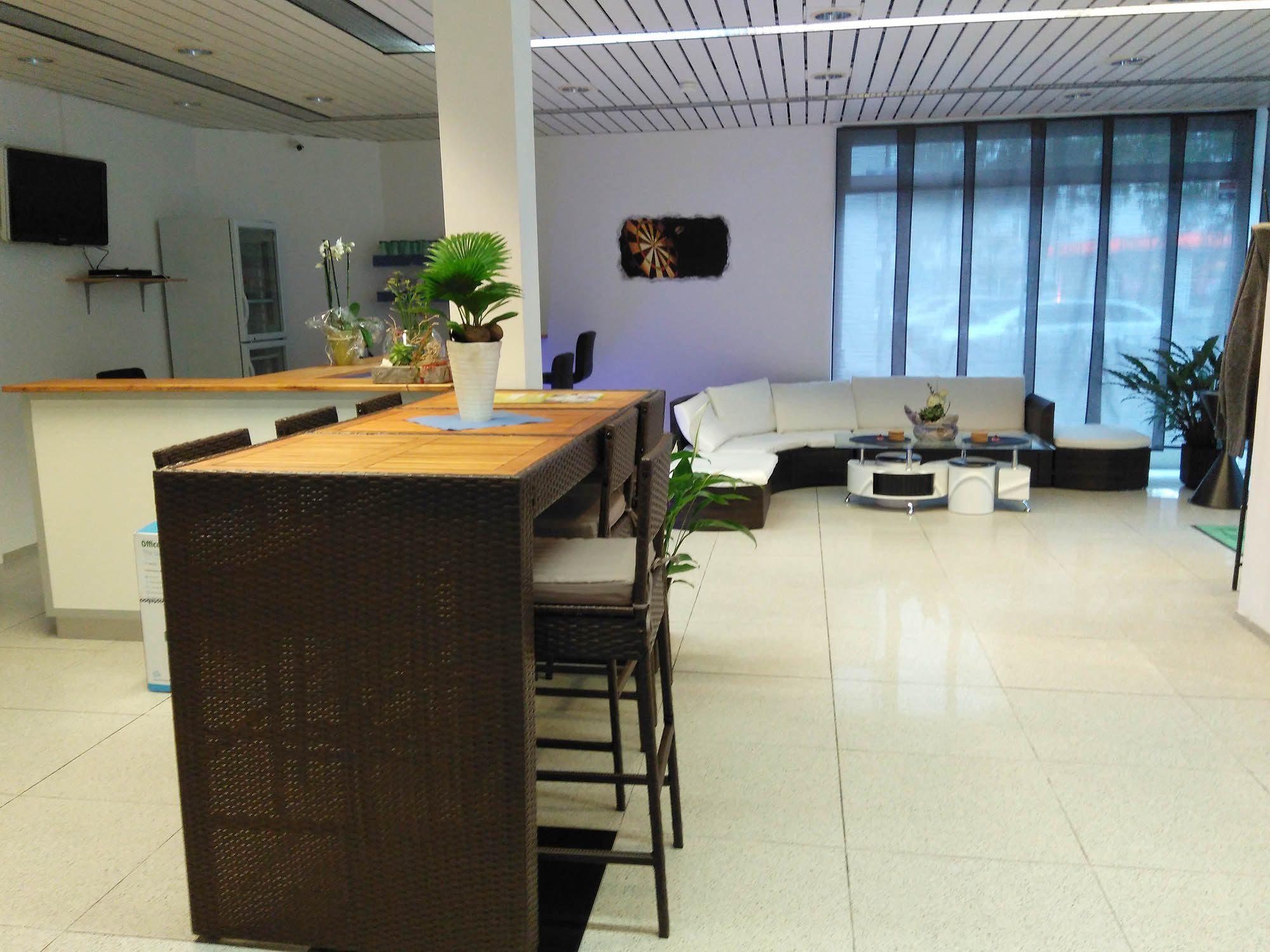 Bild des ISEM Headquarters